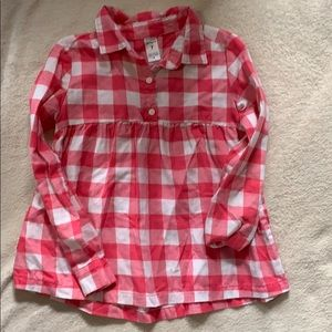 Soft Carters flannel shirt